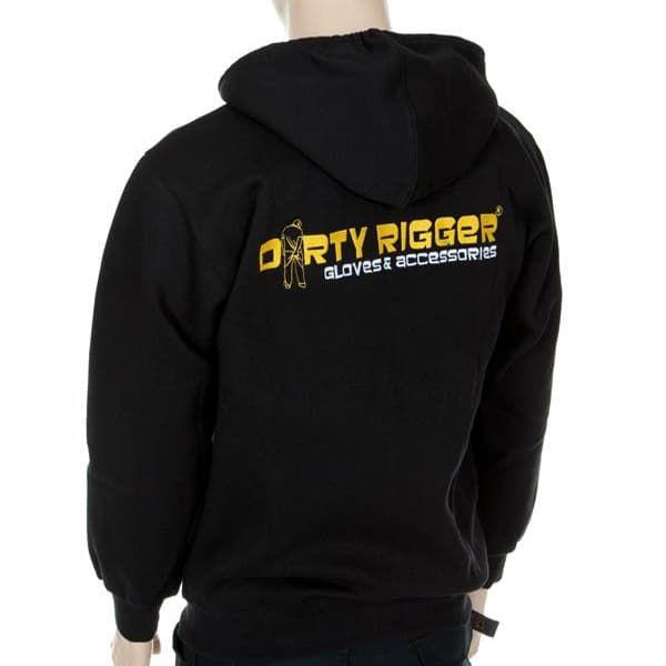 Худи-пуловер Dirty Rigger Embroidered Hoodie